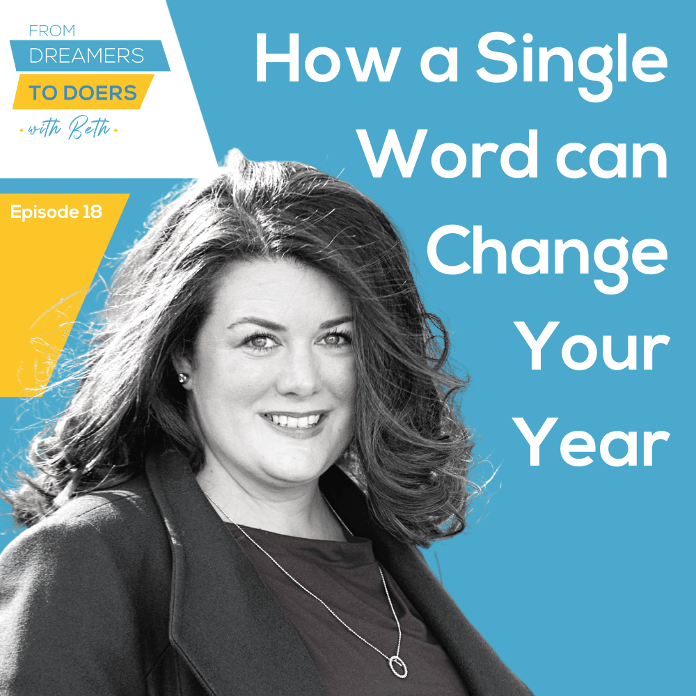 How a Single Word can Change Your Year