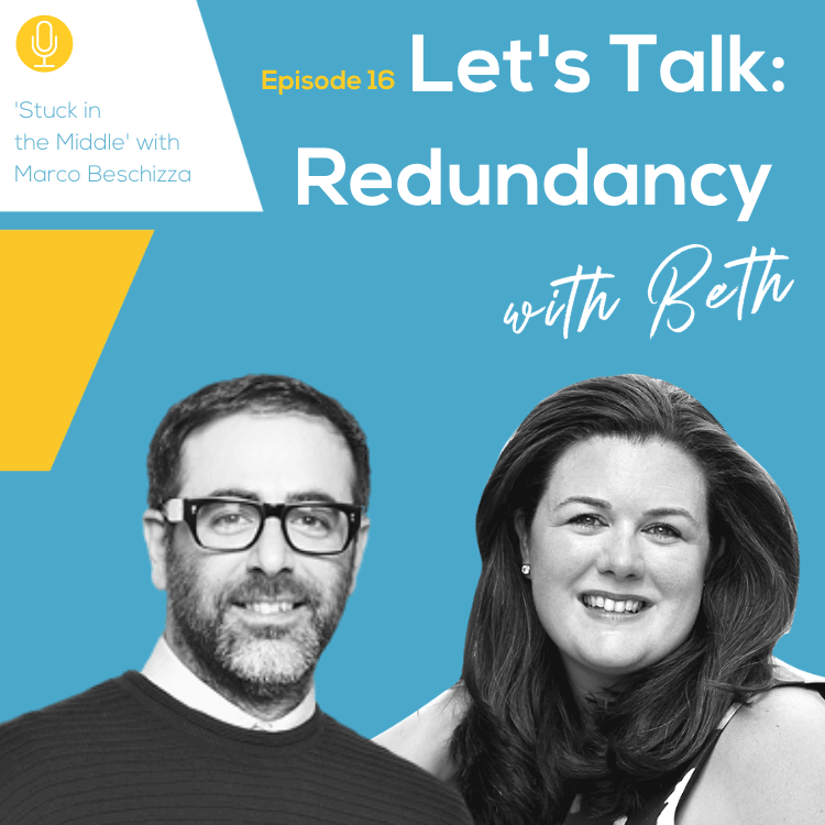 Let's Talk Redundancy: Stuck in the Middle with Marco Beschizza